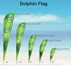 Dolphin - FLAGS