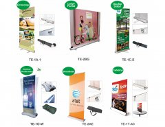 Pull-up / Retractable Banners - Imported